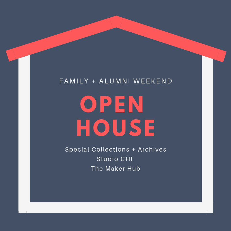 Family and Alumni Weekend Open House