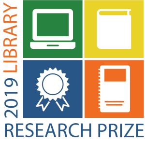 Library Research Prize Logo