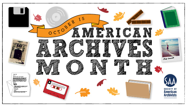 Archives Month Banner