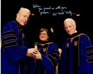 Sr. Helen Prejean receives Laetare Medal