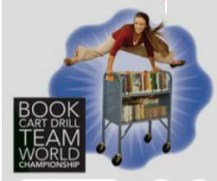 Book Cart Drill Team World Championship promotional image