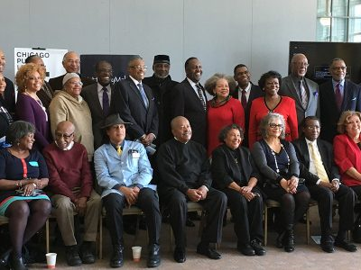 HistoryMakers in Attendance at event