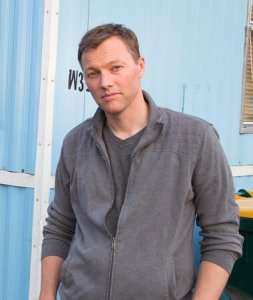 Photo portrait of Princeton Sociologist Matthew Desmond