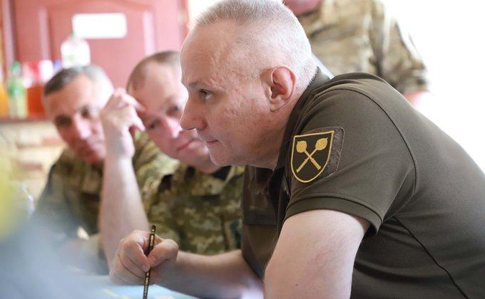 Після статті Путіна. Військове керівництво України перевірило острів Зміїний – фото