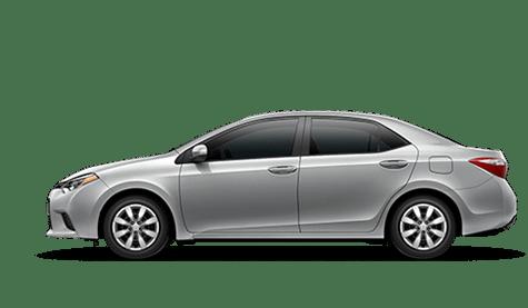 2014 Toyota Corolla in Classic Silver Metallic