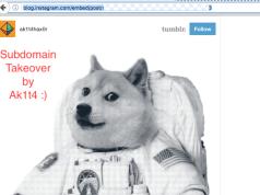 Hacker Retas Subdomain Instagram, PornHub, dan Mozilla