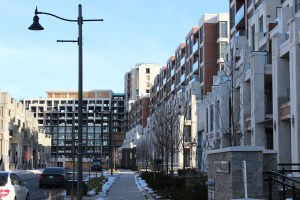 Neighbourhood Profile: Markham Centre