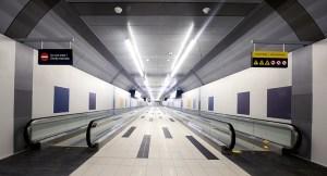 Billy Bishop Airport Unveils Pedestrian Tunnel