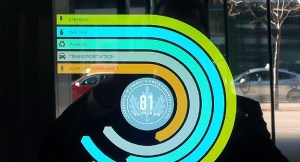 25 York Installs Canada's First LEED Dynamic Plaque