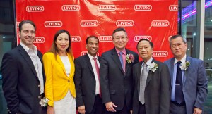 Christmas Gala Honours Living Realty's 35th Anniversary