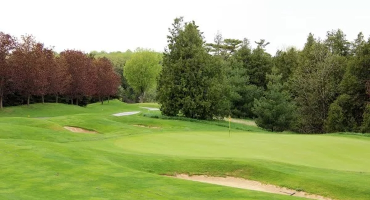 Golf in York Region
