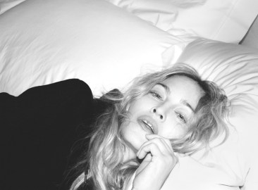 Madonna by Mert Alas for LOVE