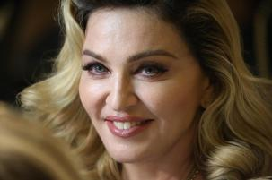 Madonna launches MDNA Skin in NYC - Mike Roda Photos
