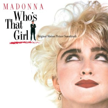 Back to the 80's - Who's That Girl