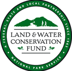 Logo for Land and Water Conservation Fund
