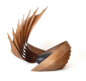 The Nest, by Eric Tardif, Waterfowl Festival 2018 Featured Artist