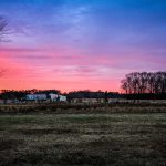 Photo of sunrise in Dorchester County