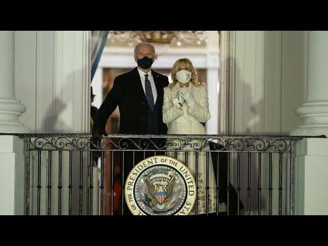 Ελλάδα-Κύπρος: Συγχαρητήρια στον Τζο Μπάιντεν