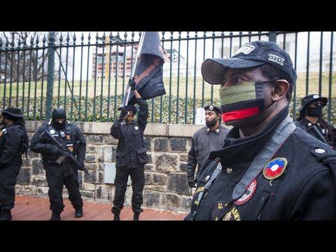 ΗΠΑ: Ένοπλες ομάδες στους δρόμους εν όψει της ορκωμοσίας Μπάιντεν…