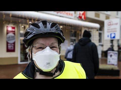 Βαυαρία: Υποχρεωτική η μάσκα FFP2