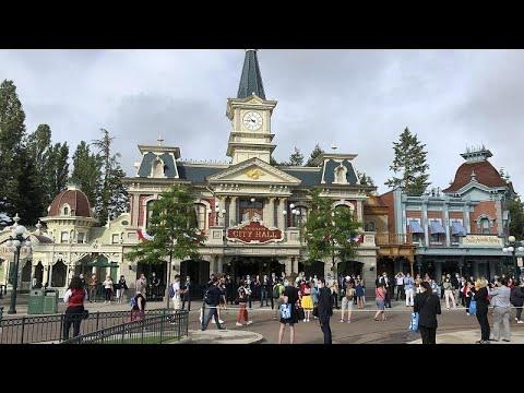COVID-19: Άνοιξε η Disneyland στο Παρίσι – «Ναι» σε γάμους και εκδηλώσεις σε Αυστρία και Ιταλία…