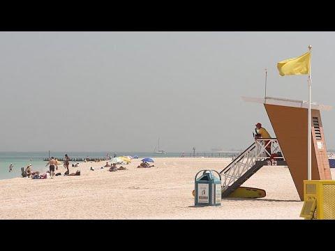 Ντουμπάι: Η παραλία Kite και η Τζουμέιρα 1