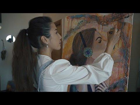 Η Akmo βρήκε «τη φωνή της» στο Ντουμπάι