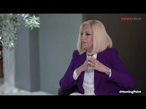 Meeting Point: Η Φώφη Γεννηματά στην Όλγα Τρέμη και το Newsbomb.gr – trailer