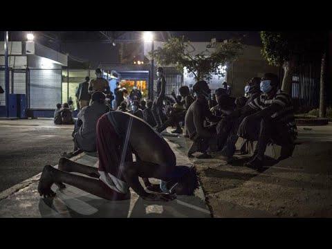 Μελίγια: Μαζική άφιξη μεταναστών στον ισπανικό θύλακα