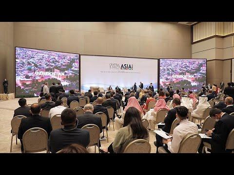Ουζμπεκιστάν: Συνδιάσκεψη για τη βελτίωση της συνδεσιμότητας Κεντρικής και Νότιας Ασίας…