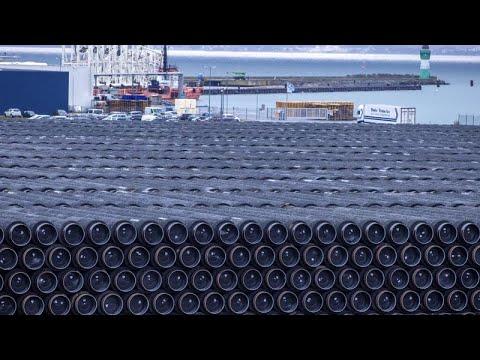 Συμφωνία Γερμανίας – ΗΠΑ για τον Nord Stream 2
