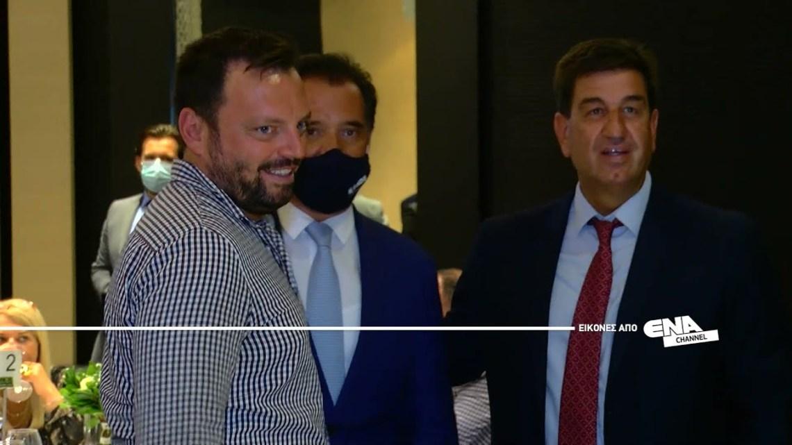 Γεύμα προς τους Προέδρους των Επιμελητηρίων της χώρας από τον Υπουργό Ανάπτυξης στην Θεσσαλονίκη