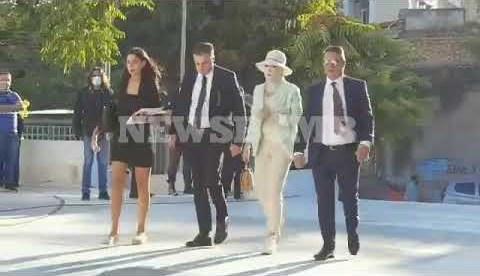 Ιωάννα Παλιοσπύρου: Έφτασε στο Μικτό Ορκωτό Δικαστήριο της Αθήνας
