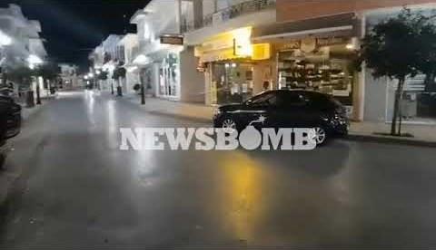 newsbomb.gr: Νέος ισχυρός μετασεισμός στην Κρήτη – Έπεσε μπαλκόνι