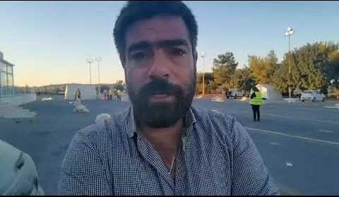 Ο Αντιπεριφερειάρχης Πολιτικής Προστασίας κΛεονταράκης Γιάννης για τον σεισμό στην Κρήτη