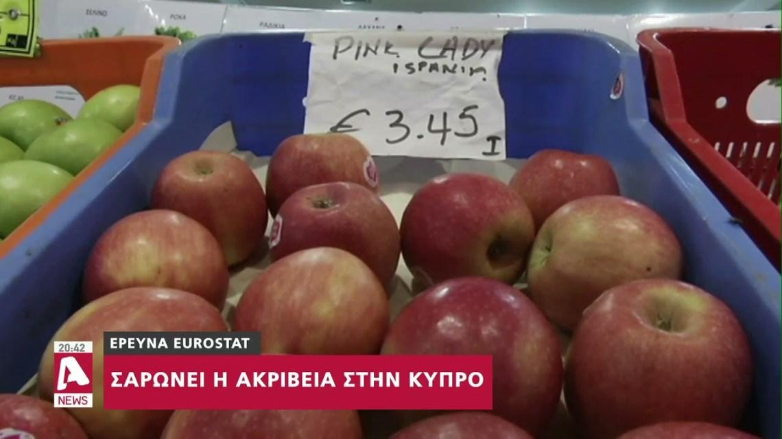 Πανάκριβη η Κύπρος: Αβάστακτο το κόστος και δυσανάλογο των χαμηλών μισθών