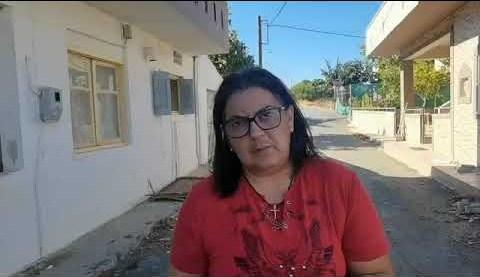 Σεισμός Κρήτη: «Έκλαιγε το μωρό», μαρτυρία κατοίκου στο Newsbomb.gr