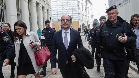 Αυστρία: Ο Αλεξάντερ Σάλενμπεργκ θα είναι ο νέος καγκελάριος…