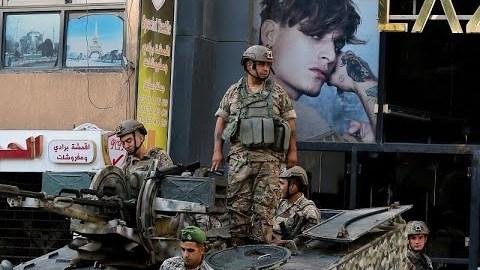 Λίβανος:Η χώρα παραμένει διχασμένη μία ημέρα μετά τις βίαιες συγκρούσεις στη Βηρυτό