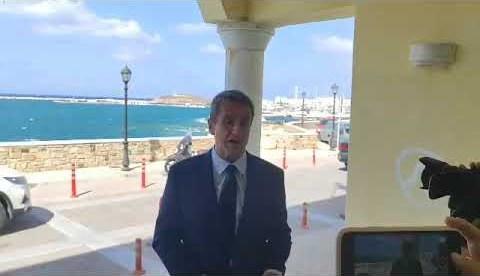 Νάξος – Αν. Λοβέρδος: Να γίνει άμεσα debate ενόψει εκλογών του ΚΙΝΑΛ