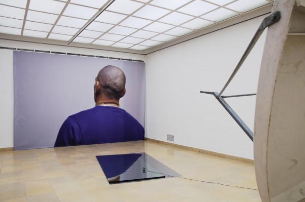 Imogen Stidworthy, The Work, v.02, 2010. Installation view.
