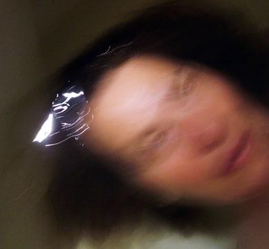 Anne Bean, I'd Rather Go Blind, 2011. Video still.