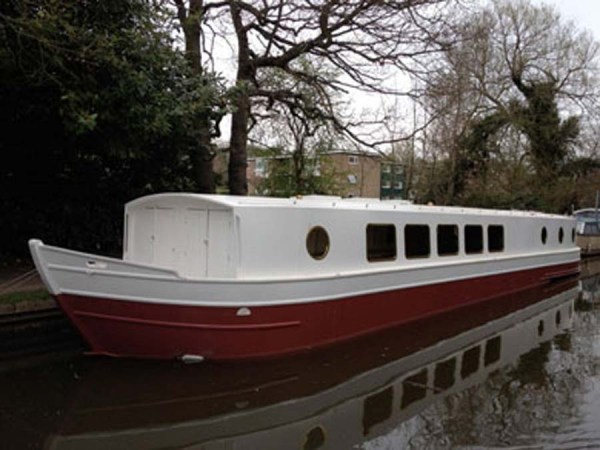 Matthew Tickle, Onboard Marlow