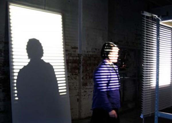 Emma Hart, Blind, 2006. Installation view.