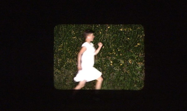 Emma Hart, Rushes, 2008. Video still.