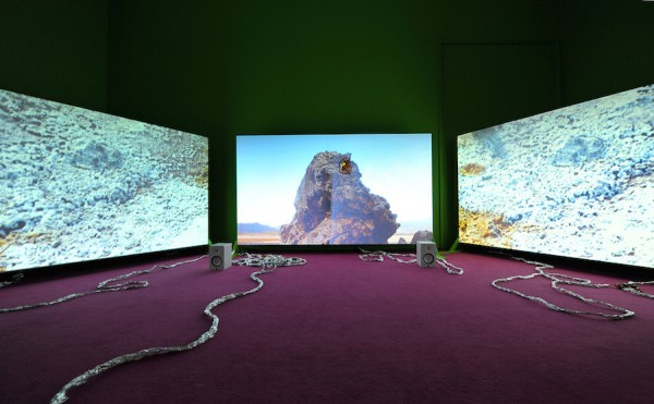 Benedict Drew, <em>Sequencer, 2015 © Benedict Drew 2015. Installation view: British Art Show 8, Leeds Art Gallery, 2015-17. Photo © Leeds Museums and Galleries 2015