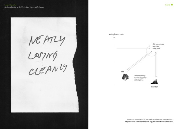 Teaser for Concreta print edition no.6, Spring 2016, Imogen Stidworthy 2016.
