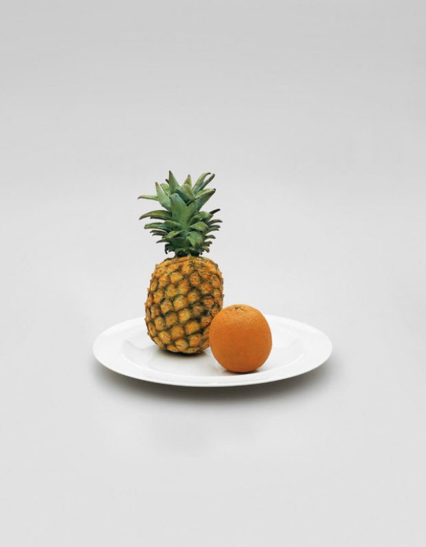 Graham Fagen, Orange and Pineapple, 2005. Image courtesy of the artist and Matt's Gallery, London