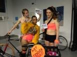 From left to right: Joel Wiersema, Krystal Gordon, Barbra Mann (Shanley Chien/Medill)