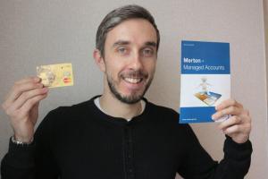 Daniel Clark from Merton Managed Accounts team